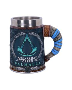 Officially Licensed Assassins Creed Valhalla Viking Game Tankard Fantasy