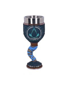 Assassin's Creed Valhalla Goblet 20.5cm Fantasy In Demand Licenses Artist Collections