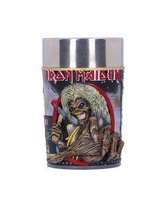 Officially Licensed Iron Maiden The Killers Eddie Album Shot Glass New Product Launch