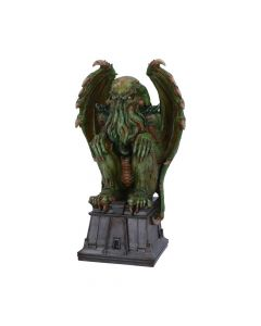 James Ryman Green Cthulhu Figurine Ornament New Product Launch