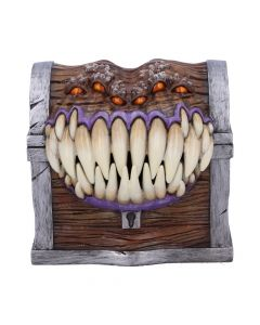 Dungeons & Dragons Mimic Dice Box 11.3cm Fantasy New Product Launch Artist Collections
