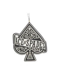 Motorhead Ace of Spades Hanging Ornament 11cm Band Licenses Neu auf Lager