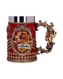 Harry Potter Gryffindor Collectible Tankard 15.5cm Fantasy New Product Launch Artist Collections