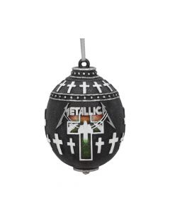 Metallica -Master of Puppets Hanging Ornament 10cm Band Licenses