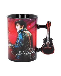 Mug - Elvis '68 16oz Famous Icons Mother's Day Premium Range