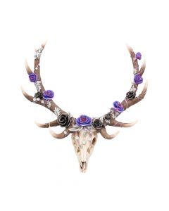 Antlers of Eden Floral Decorated Animal Deer Skull Animal Skulls