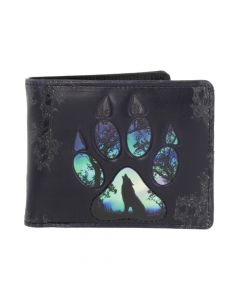 Nemesis Now Footprints Wolf Wallet 11cm Wolves
