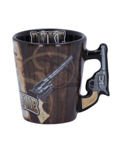 Espresso Cup - John Wayne - The Duke Cowboys & Wild West Mug Collection - Licensed Art Artist Collections