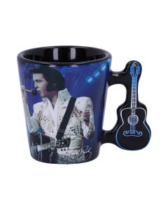 Espresso Cup - Elvis The King of Rock and Roll Famous Icons New Products Premium Range