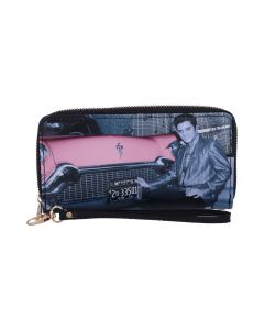 Purse - Elvis - Cadillac 19cm Famous Icons New in Stock Premium Range