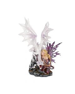Aarya Dragon Guardian 59cm Fairies Back in Stock Premium Range