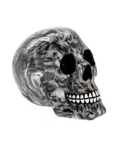 Screaming Soul Skull Print Ornament Popular Products