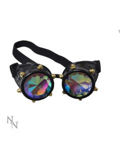 Crystal Vision 16cm (Pack of 3) Sci-Fi Steampunk Premium Range