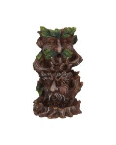 Forest Elders Tree Spirit Backflow Incense Cone Burner Tree Spirits