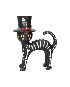 Cat in a Hat 20.7cm Cats Figurines Medium (15-29cm) Premium Range