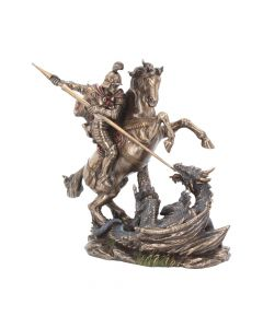 George and the Dragon 23cm Medieval Medieval Premium Range