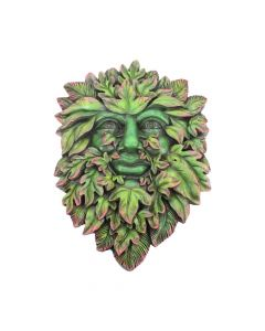 Beltane's Bourgeon Wall Hanging Wall Mounted Tree Spirit Green Man Tree Spirits