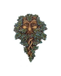 Tree Spirit Wall Plaque Oak Guardian 19.5cm Tree Spirits