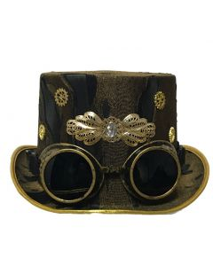 Whitby Wanderer's Hat (Set of 3) Witches Steampunk Premium Range