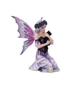Twilight Comfort. 25.5cm Fairies Fairy Figurines Medium (15-29cm) Premium Range