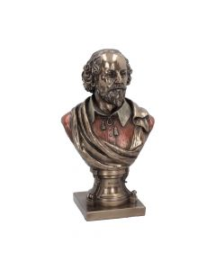William Shakespeare 23cm Famous Icons Historical Premium Range