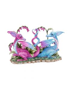 Love Dragons By Amy Brown Ornament 23cm Artist Medium Dragons