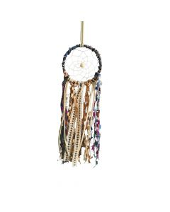 Ashling Harmony Multicoloured Ribbon Dreamcatcher 8cm (Small) Dreamcatchers