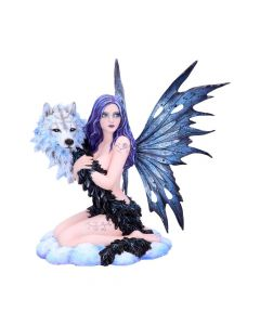 Spirit Wolf 33.5cm Fairies Fairy Figurines Large (30-50cm) Premium Range
