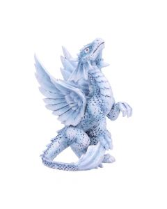 Anne Stokes Age of Dragons Small Silver Dragon Figurine Mother's Day