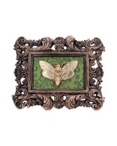 Macabre Mount Baroque Framed Death's Head Moth Wall Plaque Premium other animals