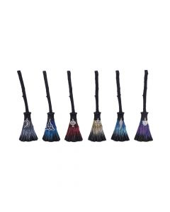 Positive Energy Broomsticks 20cm (Set of 6) Witchcraft & Wiccan New Product Launch Premium Range