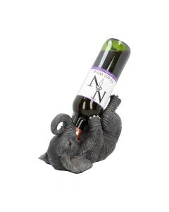 Grey Elephant Guzzler Wine Bottle Holder NN Designs