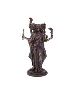 Hecate Goddess of Magic Figurine Triple Goddess Ornament Mythology