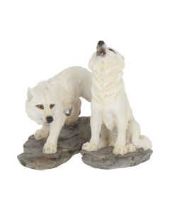 Before the Chase (Set of 2) 9.8cm Wolves Stocking Fillers Nicht spezifiziert