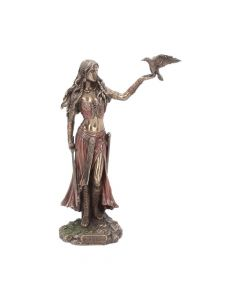 Morrigan and Crow 28cm Mythology Mythology Nicht spezifiziert