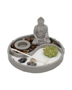 Garden of Tranquility Zen Garden Buddha Ornament Figurines Medium (15-29cm)
