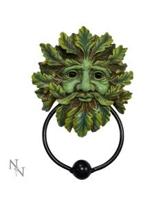 Green Man Door Knocker 20cm Tree Spirits Tree Spirits Value Range