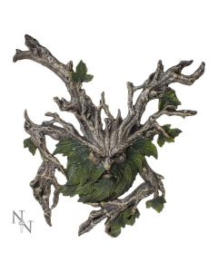Wylde Jack Tree Spirit Wall Plaque 39.4cm Tree Spirits