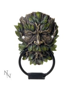 Wildowood Door Knocker Tree Man Spirit Knocker Ornament Back in Stock
