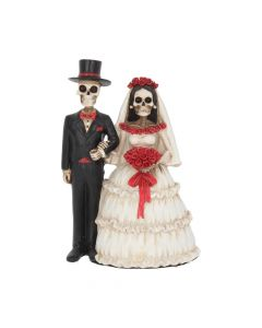 Eternally Yours 13cm Skeletons Skeletons (Premium) Premium Range