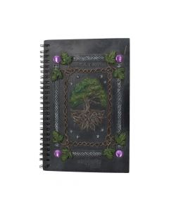 Tree of Life Journal Dream Book With Resin Cover (21cm) NN Designs