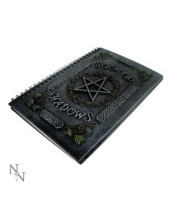 Ivy Book Of Shadows (22cm) Witchcraft & Wiccan NN Designs Premium Range
