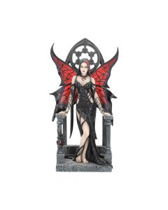 Anne Stokes Aracnafaria Figurine Fairy Spider Ornament Medium Figurines