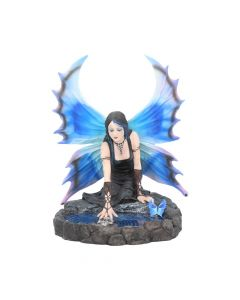 Immortal Flight Gothic Fairy Figurine by Anne Stokes Skull and Fairy Ornament Medium Figurines