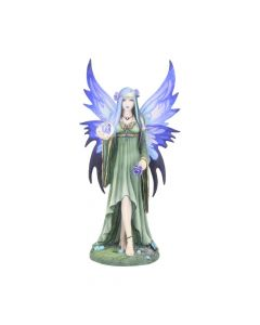 Mystic Aura Fairy Figurine by Anne Stokes Gothic Fairy Ornament Medium Figurines
