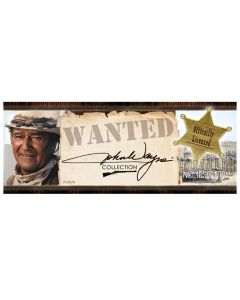 John Wayne Shelf Talker Display Items & POS Display Items & POS Nicht spezifiziert