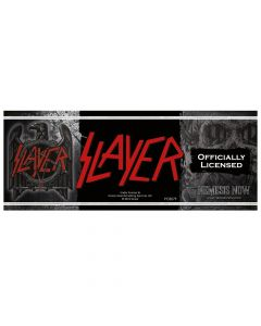 Slayer Shelf Talker Display Items & POS Display Items & POS Nicht spezifiziert