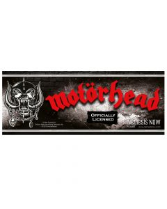 Motorhead Shelf Talker Display Items & POS Display Items & POS Nicht spezifiziert