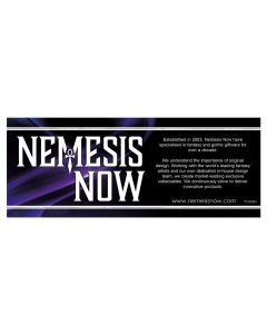 Nemesis Now Shelf Talker Display Items & POS Display Items & POS Nicht spezifiziert