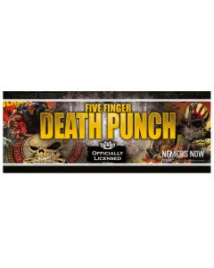 Five Finger Death Punch Shelf Talker Display Items & POS Display Items & POS Nicht spezifiziert
